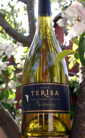 Ron Lilly Wines - Terisa 2006 Chardonnay 750ml Wine Bottle