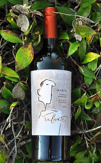 Makia Estate 2011 Reserva Malbec 750ml Wine Bottle
