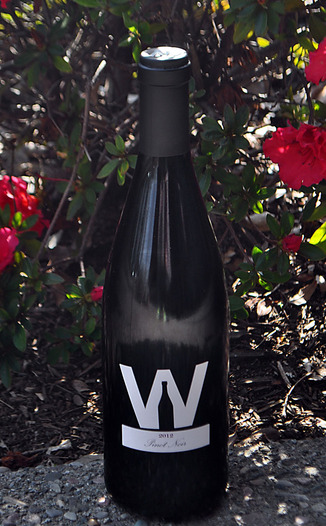 The Winery SF 2012 North Coast Pinot Noir 750ml Wine Bottle