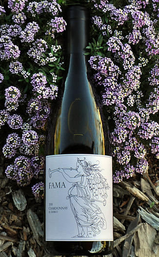 Fama Wines 2011 El Diablo Russian River Valley Chardonnay 750ml Wine Bottle