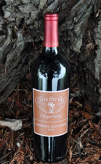 Clos Du Val 2010 Napa Valley Cabernet Sauvignon 750ml Wine Bottle