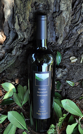 Howell Mountain Vineyards 2010 Howell Mountain Old Vine Zinfandel 750ml Wine Bottle