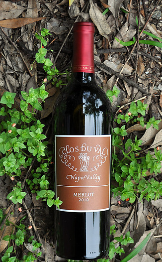 Clos Du Val 2010 Napa Valley Merlot 750ml Wine Bottle