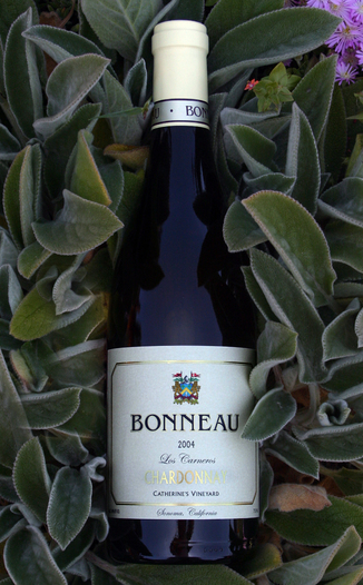 Bonneau Wines 2004 Los Carneros Chardonnay 750ml Wine Bottle