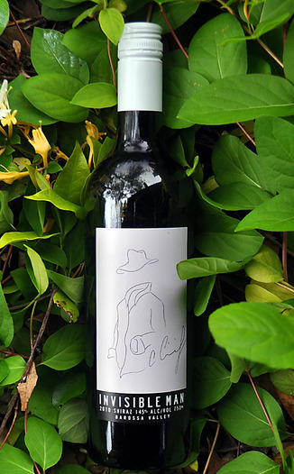 Cimicky & Son Winemakers 2010 Invisible Man Barossa Valley Shiraz 750ml Wine Bottle