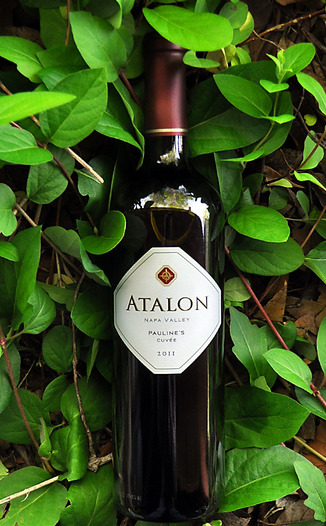 Atalon Winery 2011 Pauline's Cuvee 750ml Wine Bottle