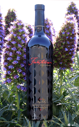 Fantesca Estate & Winery 2003 Cabernet Sauvignon 750ml Wine Bottle
