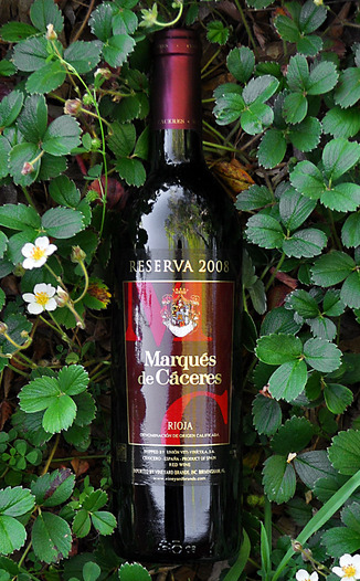 Marques de Caceres 2008 Rioja Reserva 750ml Wine Bottle