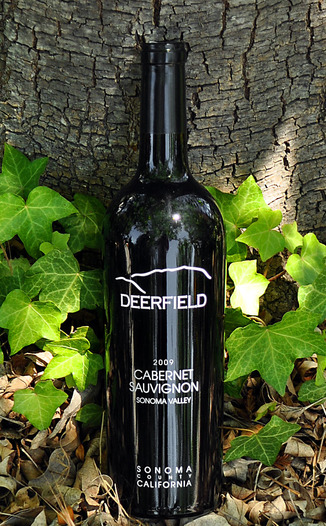 Deerfield Ranch 2009 Sonoma Valley Cabernet Sauvignon 750ml Wine Bottle
