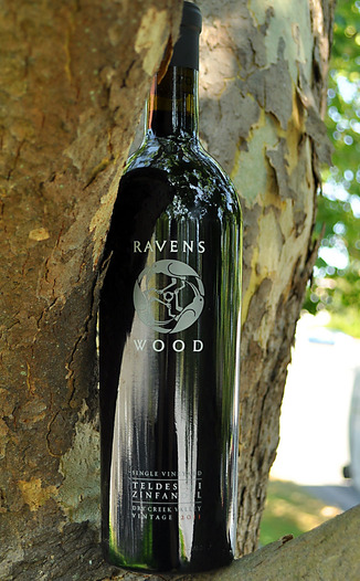 Ravenswood Winery 2011 Single Vineyard Teldeschi Zinfandel 750ml Wine Bottle