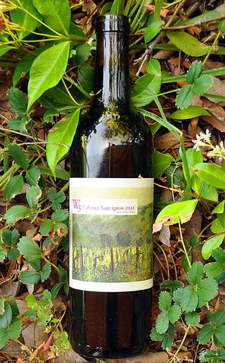 W3 - William White Wines 2011 Napa Valley Cabernet Sauvignon 750ml Wine Bottle