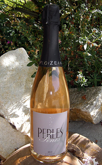 Chateau De La Bonneliere NV Marc Plouzeau Perles Fines Sparkling Brut Rosé 750ml Wine Bottle