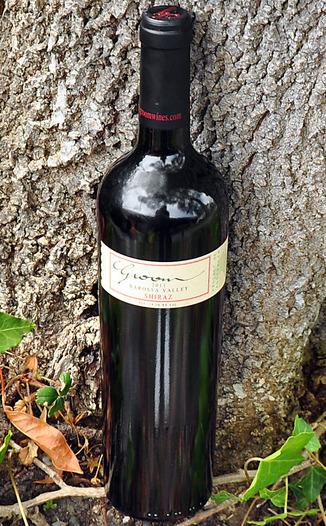 Marschall Groom Cellars 2011 Barossa Valley Shiraz 750ml Wine Bottle