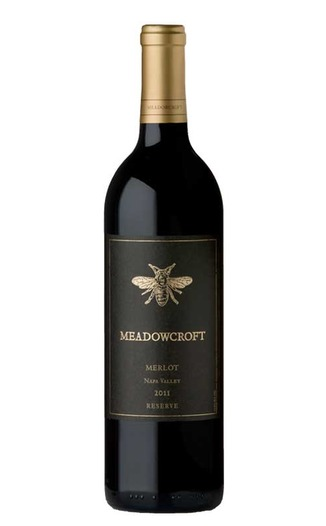 Meadowcroft Wines 2011 Napa Valley Reserve Merlot 750ml Wine Bottle