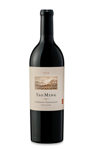 Yao Family Wines 2009 Napa Valley Cabernet Sauvignon 750ml Wine Bottle