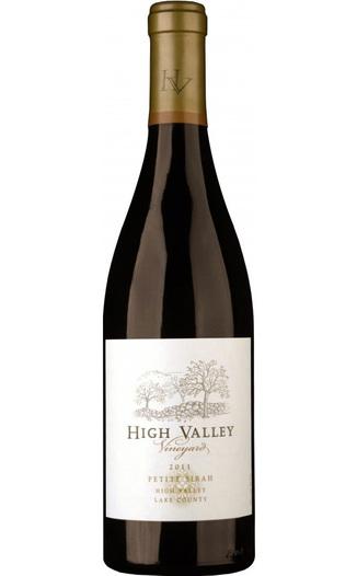 Shannon Ridge 2011 High Valley Vineyards Petite Sirah 750ml Wine Bottle