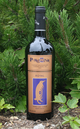 PengWine 2004 Royal Premium 750ml Wine Bottle