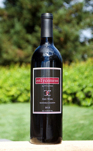 Ty Caton Vineyards 2013 Sonoma County Entycement Red Wine