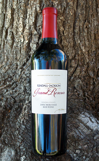 Kendall-Jackson 2006 Grand Reserve Sonoma County Meritage 750ml Wine Bottle