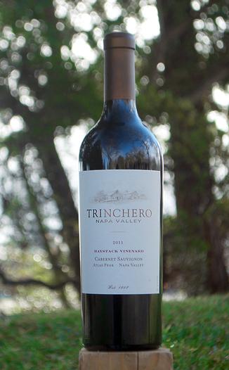 Trinchero Winery 2011 Atlas Peak Cabernet Sauvignon 750ml Wine Bottle