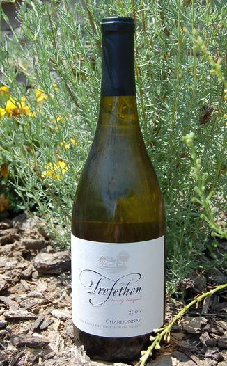 Trefethen Family Vineyards 2006 Estate Chardonnay 750ml Wine Bottle