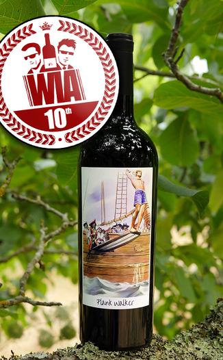 Plank Walker 2012 Napa Valley Meritage 750ml Wine Bottle