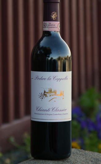 Podere La Capella 2003 Chianti Classico 750ml Wine Bottle