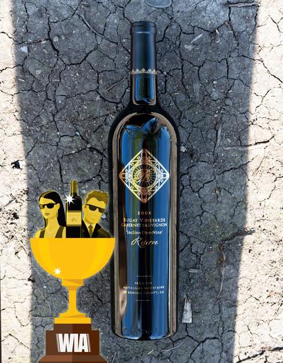 Bugay Vineyards 2008 Incline One-Nine Cabernet Sauvignon 750ml Wine Bottle