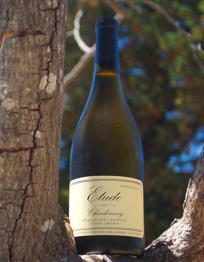 Etude Wines 2012 Carneros Chardonnay 750ml Wine Bottle