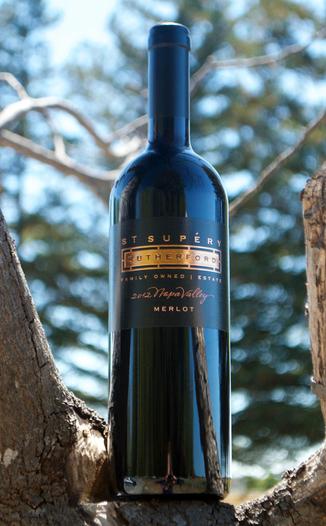 St. Supery 2012 Napa Valley Merlot 750ml Wine Bottle