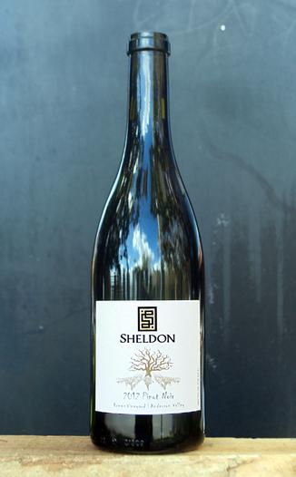 Sheldon Wines 2012 Roma's Vineyard Anderson Valley Pinot Noir 750ml Wine Bottle