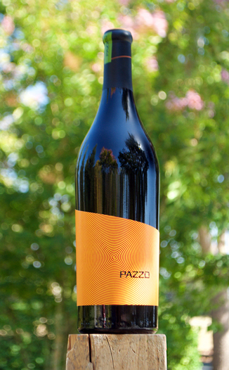 Bacio Divino Cellars 2013 Pazzo (Call Me Crazy) Red Wine 750ml Wine Bottle