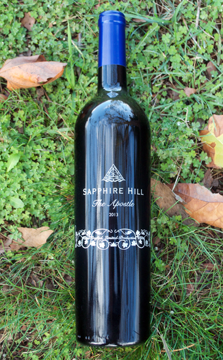 Sapphire Hill 2013 'The Apostle' Alexander Valley Zinfandel Blend 750ml Wine Bottle