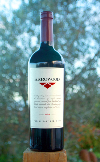 Arrowood Vineyards 2013 Sonoma County Proprietary Red 750ml Wine Bottle
