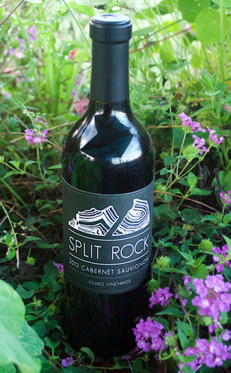 Viluko Vineyards 2012 Split Rock Cabernet Sauvignon 750ml Wine Bottle