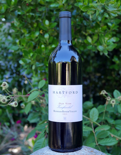 Hartford Family Winery 2011 Old Vine Russian River Valley Zinfandel 750ml Wine Bottle
