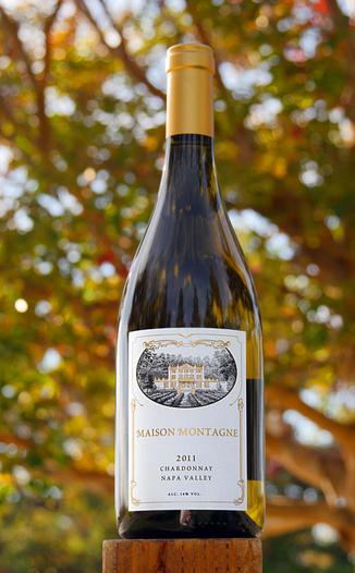 Maison Montagne 2011 Napa Valley Chardonnay 750ml Wine Bottle
