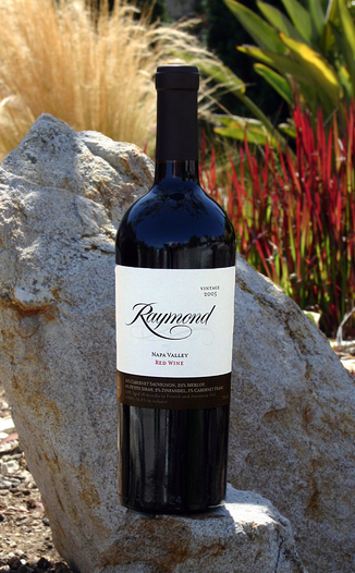 Raymond Vineyard & Cellar 2005 Small Lot Red Wine 750ml Wine Bottle