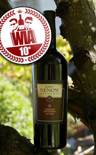Robert Nenow Winery 2009 Napa Valley Cabernet Sauvignon 750ml Wine Bottle