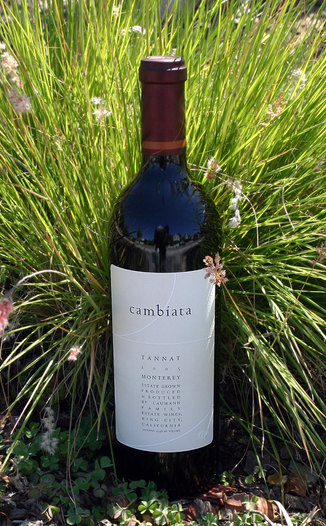 Cambiata Winery 2005 Monterey County Tannat 750ml Wine Bottle