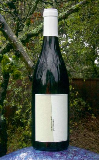 Straight Line Wines 2015 Lodi Zinfandel 750ml Wine Bottle