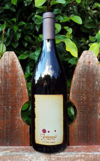 Furthermore Wines 2013 Eden Vineyard Pinot Noir 750ml Wine Bottle