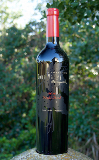 Anderson's Conn Valley Vineyards 2010 Right Bank Red Wine 750ml Wine Bottle