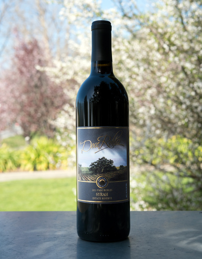 Doce Robles 2011 Paso Robles Estate Reserve Syrah 750ml Wine Bottle