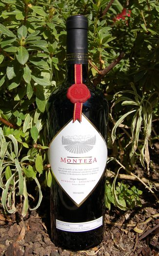 Monteza - Tupun Winery 2004 Reserva Malbec 750ml Wine Bottle
