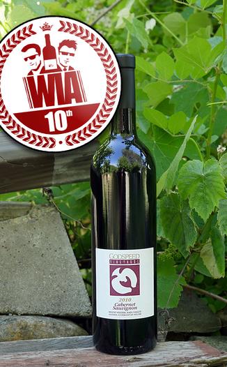 Godspeed Vineyards 2010 Mt. Veeder Napa Valley Cabernet Sauvignon 750ml Wine Bottle