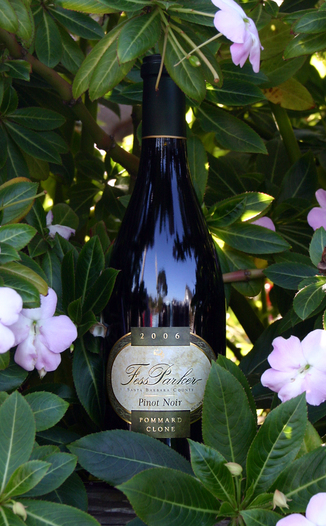 Fess Parker Winery 2006 Pommard Clone Pinot Noir 750ml Wine Bottle