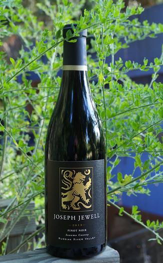 Joseph Jewell Wines 2013 Russian River Valley Pinot Noir 750ml Wine Bottle