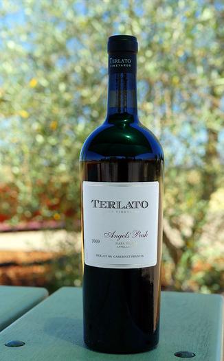 Terlato Family Vineyards 2009 Angels' Peak Red Wine 750ml Wine Bottle