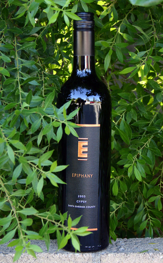 Epiphany Cellars 2005 Gypsy 750ml Wine Bottle